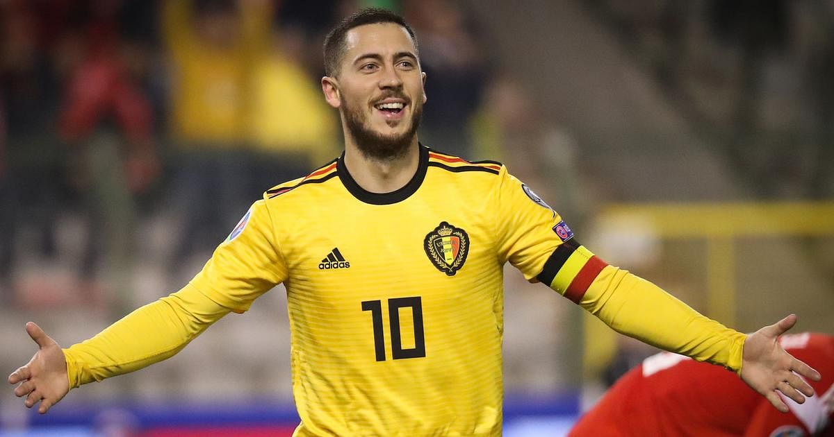 Euro 2020: Confidence gradually returning, says Hazard ahead of Finland clash