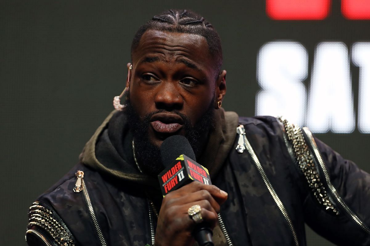 Deontay Wilder banned for six months