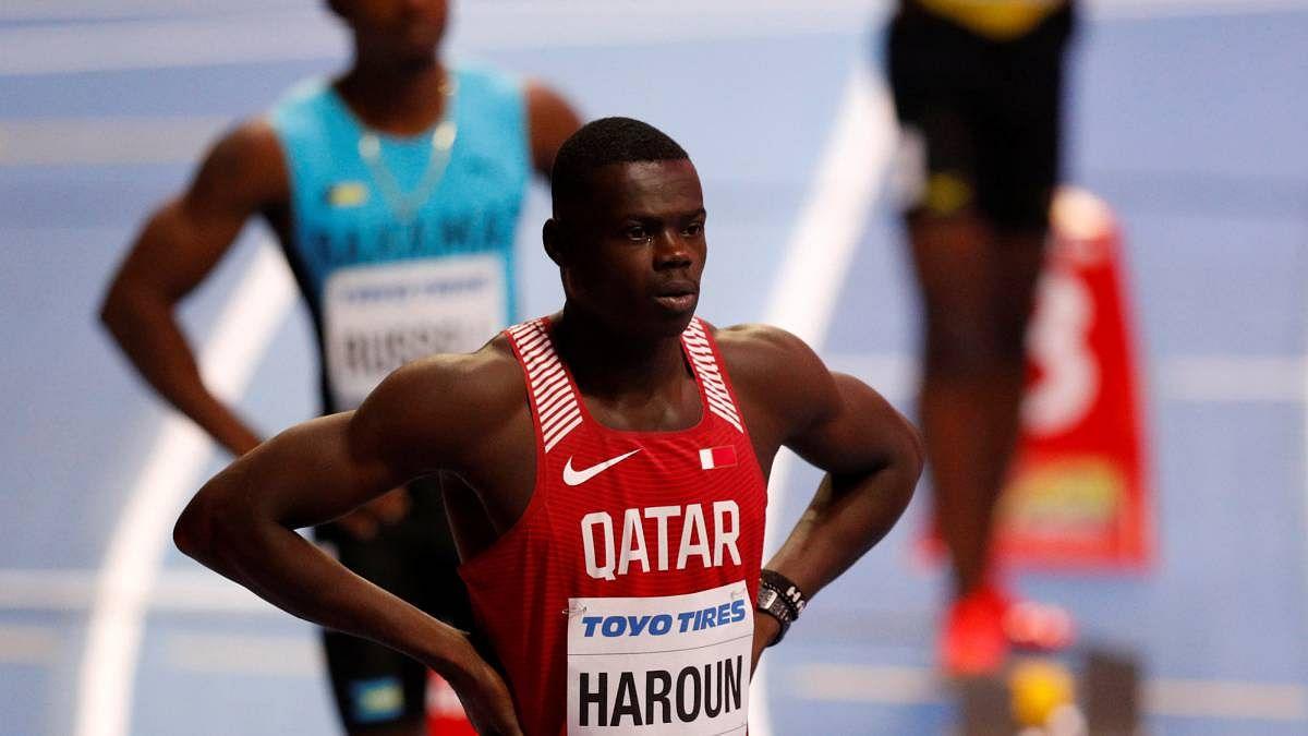 Qatar Olympic star, Abdalelah Haroun, dies in car accident