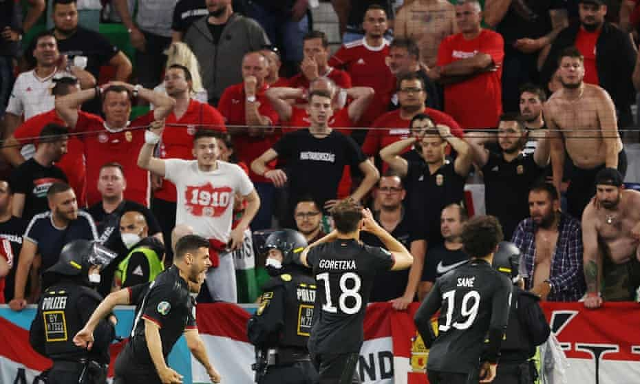 Germany survive Hungary test to enter last 16 of EURO 2020