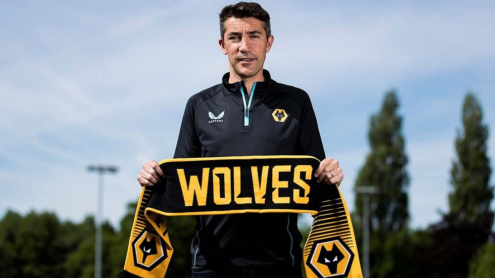 JUST IN: Wolves appoint former Benfica manager Lage as Nuno's replacement
