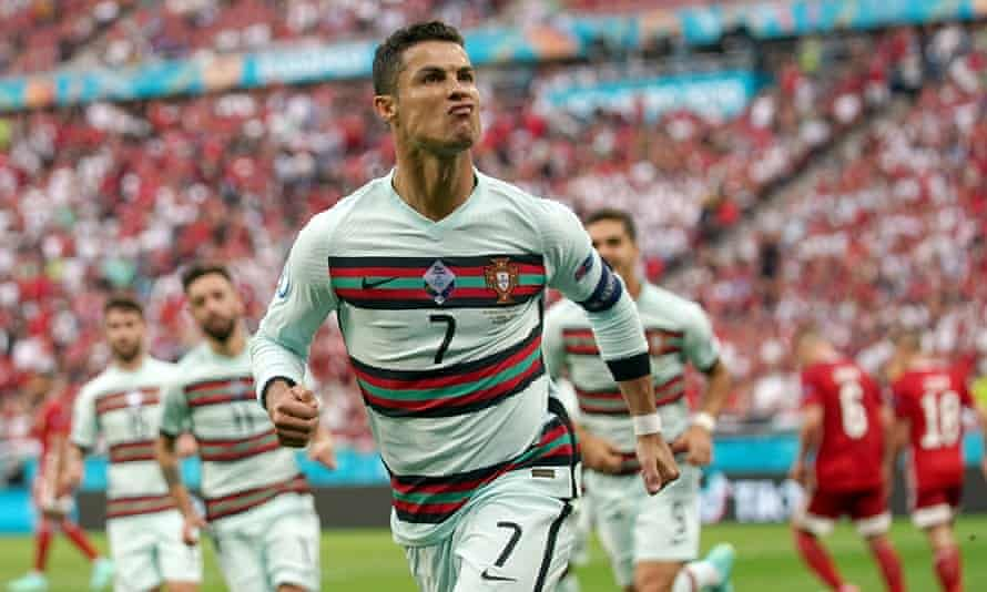 How Ronaldo ended up with EURO 2020 Golden Boot
