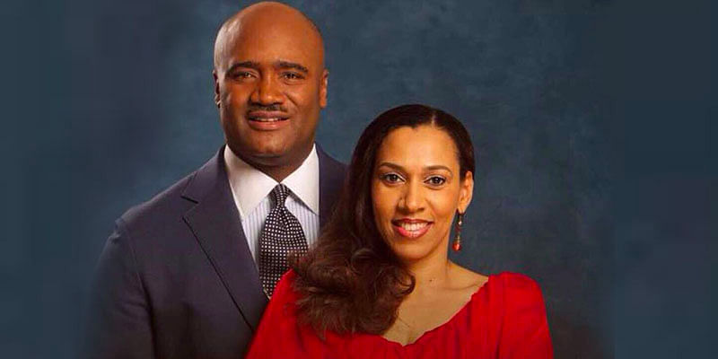Thanks for being my soul mate, Pastor Adefarasin serenades wife on 26th wedding anniversary