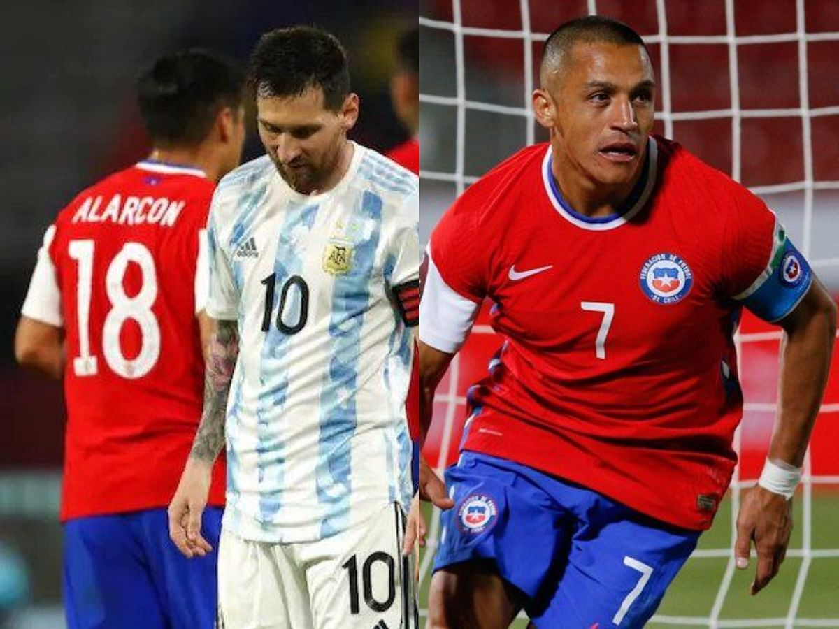 WC Qualifier: Sanchez cancels Messi penalty as Chile hold Argentina