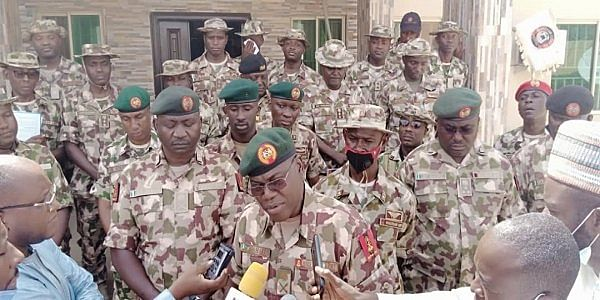 Released 1,009 suspects have no link to Boko Haram – Army