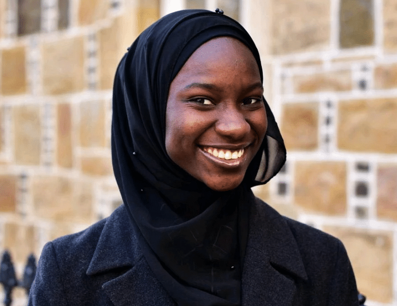 Nigerian makes history as first African student rep in 438-year Scottish Varsity