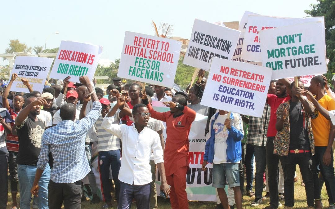 Insecurity: NANS declares June 12 Protest Day