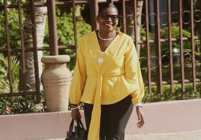 PHOTOS: Tanzania female MP thrown out from parliament for wearing tight trousers
