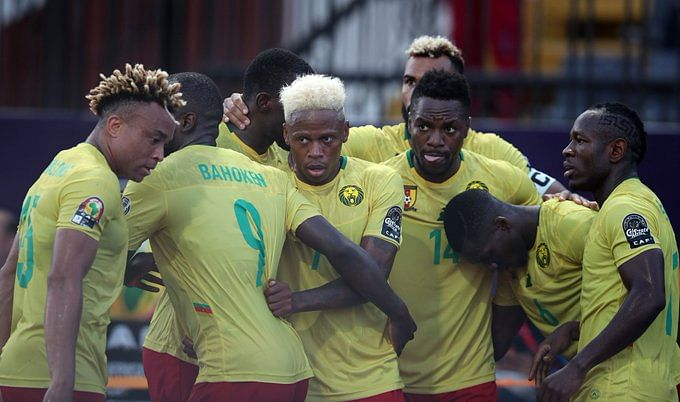 JUST IN: Cameroon beat Nigeria 1-0