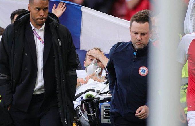 Eriksen suffered cardiac arrest, says Denmark team doctor