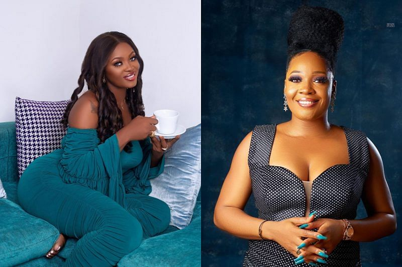 BBNaija's Lucy apologizes, reconciles with her bestie, Ka3na