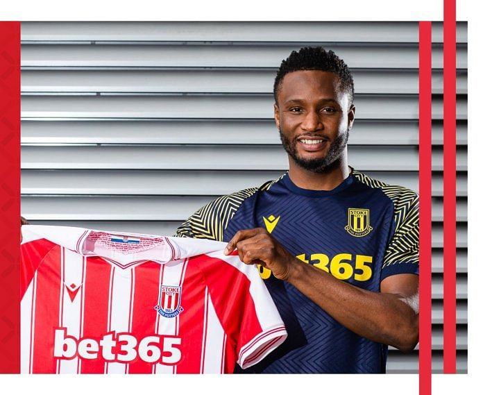 Mikel Obi signs contract extension with Stoke City