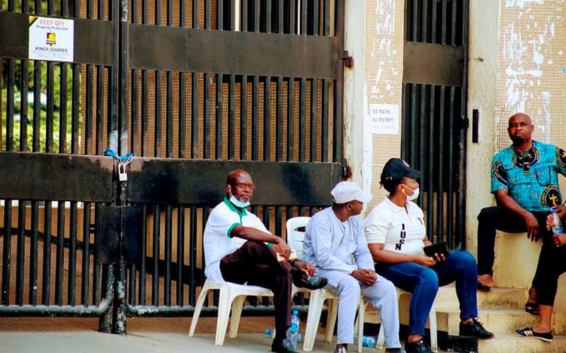 Ogun Judiciary workers begin strike over salary cut