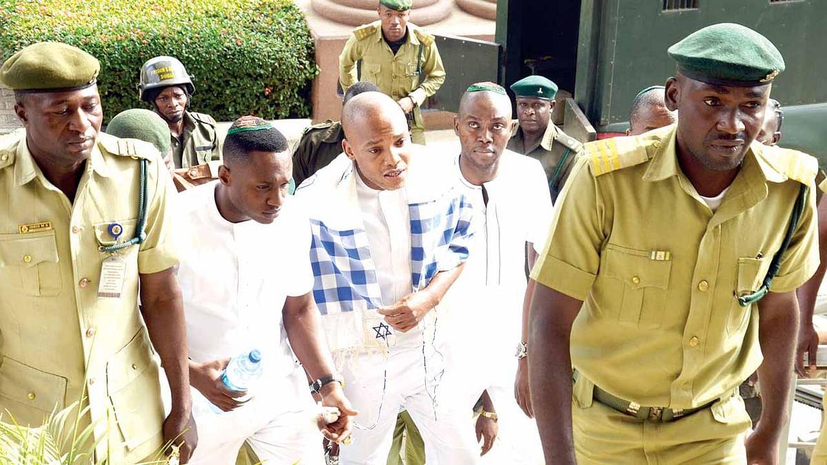 Why I fled from Nigeria, Nnamdi Kanu tells court