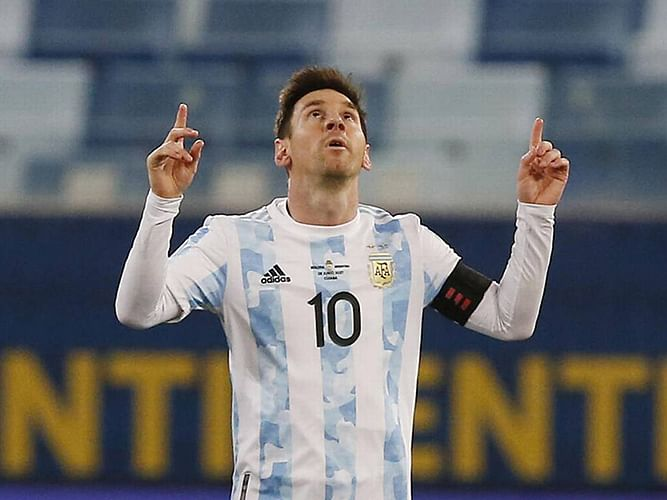 Copa America: Messi breaks Argentina record in Bolivia win