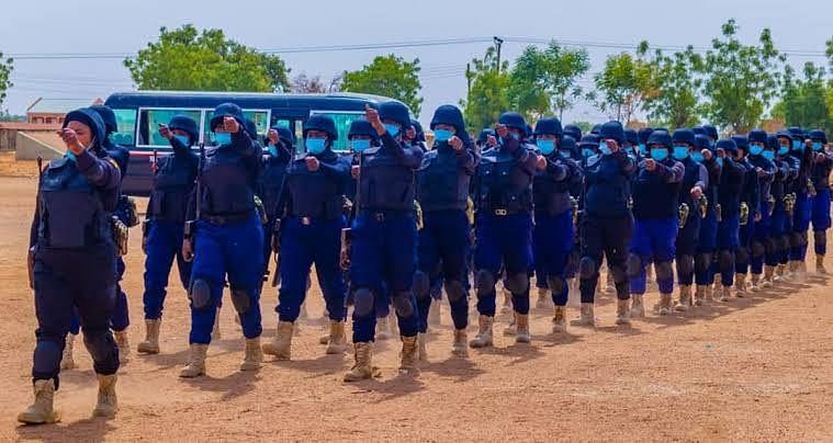 NSCDC trains 55 female Agro-Rangers to combat crime in Taraba