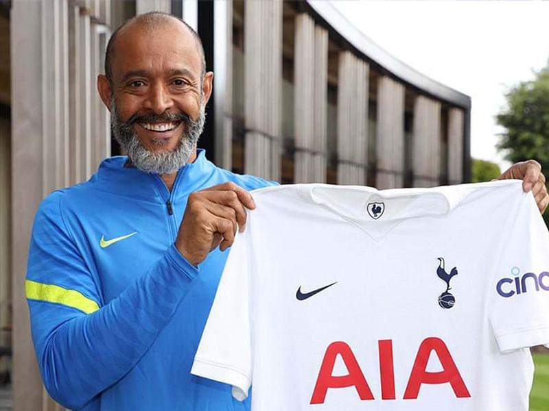Tottenham appoint Nuno Santo as head coach