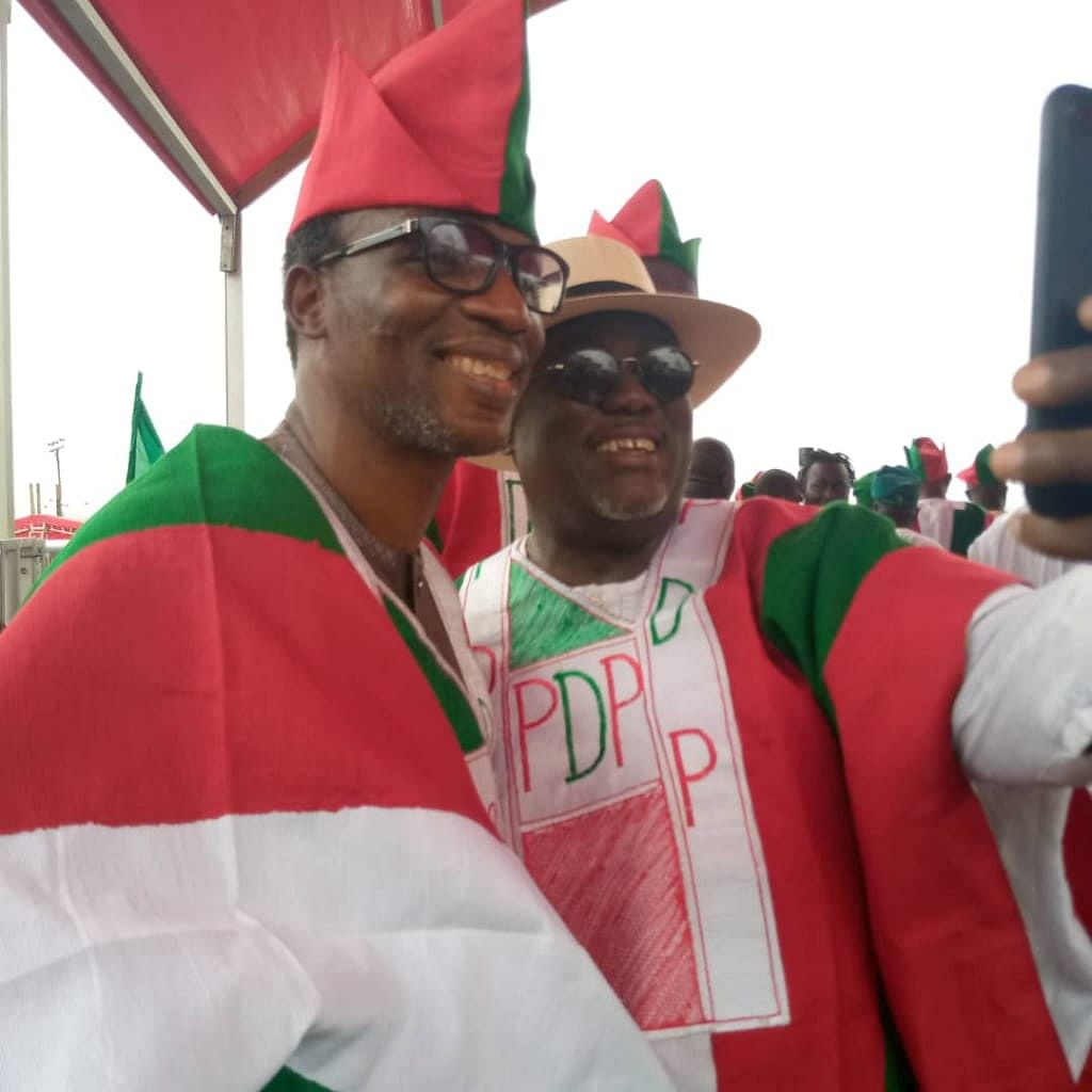 PDP suspends ex-Lagos Chairman, Aeroland, over election violence