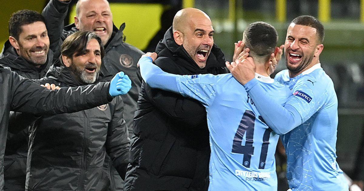Guardiola beats Solskjaer, Rodgers to Premier League Manager of the Season award