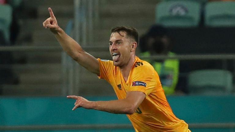 Ramsey scores as Wales beats Turkey 2-0