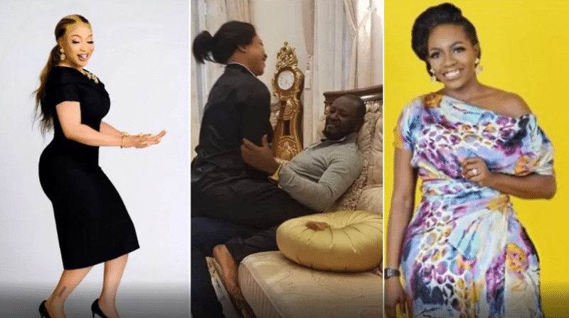 You can't tell me how to live my life – Tonto Dikeh replies Shade Ladipo