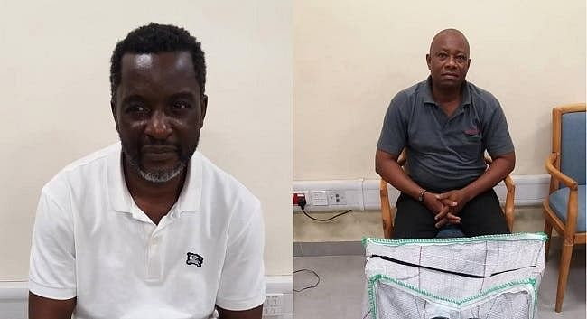 Uber driver, two others arrested with cocaine at Lagos airport
