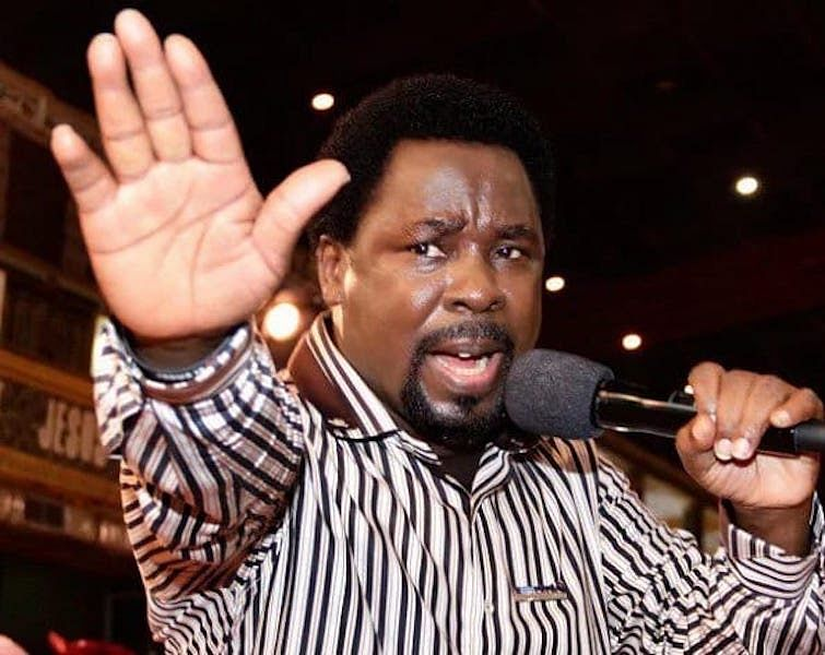 TB Joshua's death, reminder of salvation – CAN