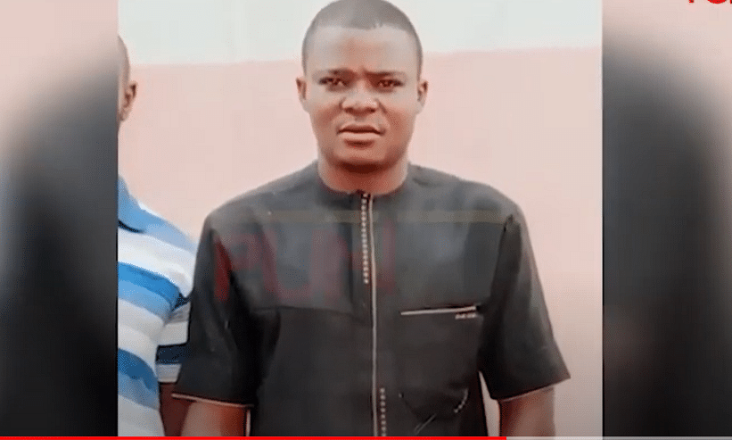 VIDEO: How policeman killed five innocent persons, tried to blame unknown gunmen – Eyewitnesses