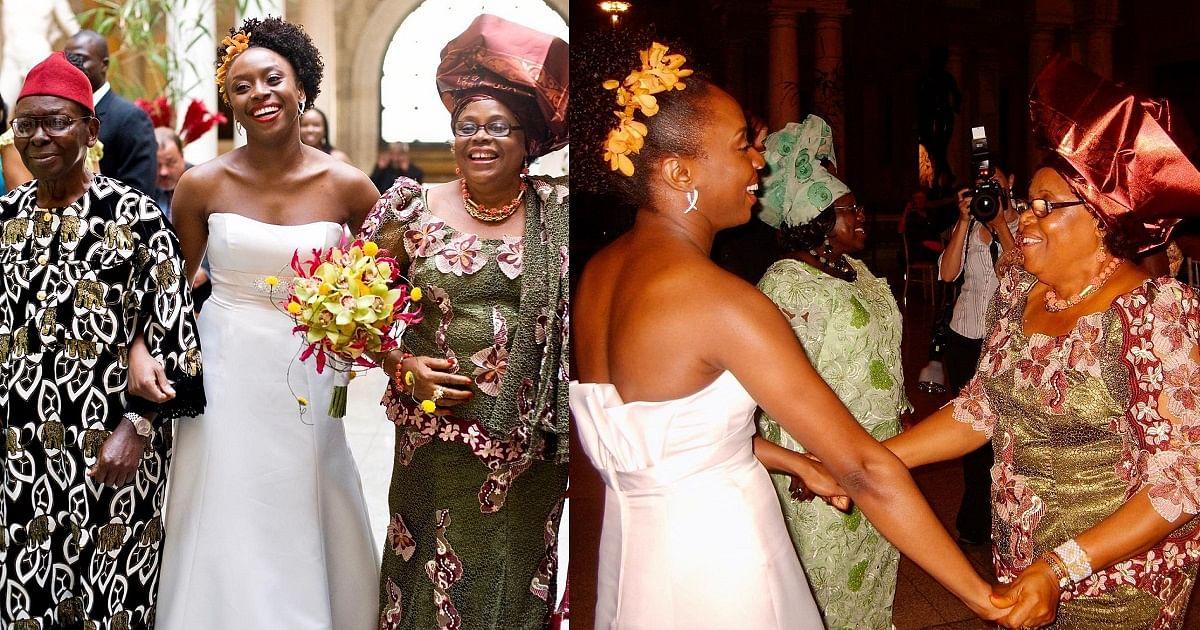 'Western wedding traditions' sideline bride's mom – Chimamanda Adichie