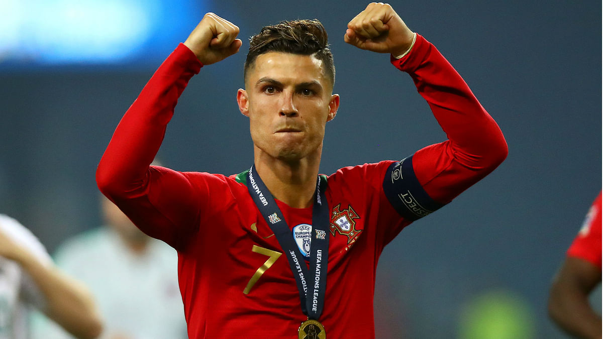 Ronaldo bags first Paolo Rossi award