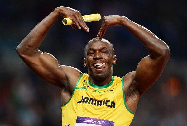 Usain Bolt, girlfriend welcome twin boys