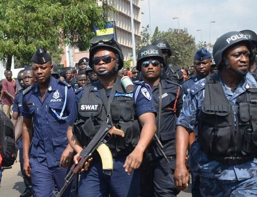 Again, Ghana deports 44 Nigerians for various offences