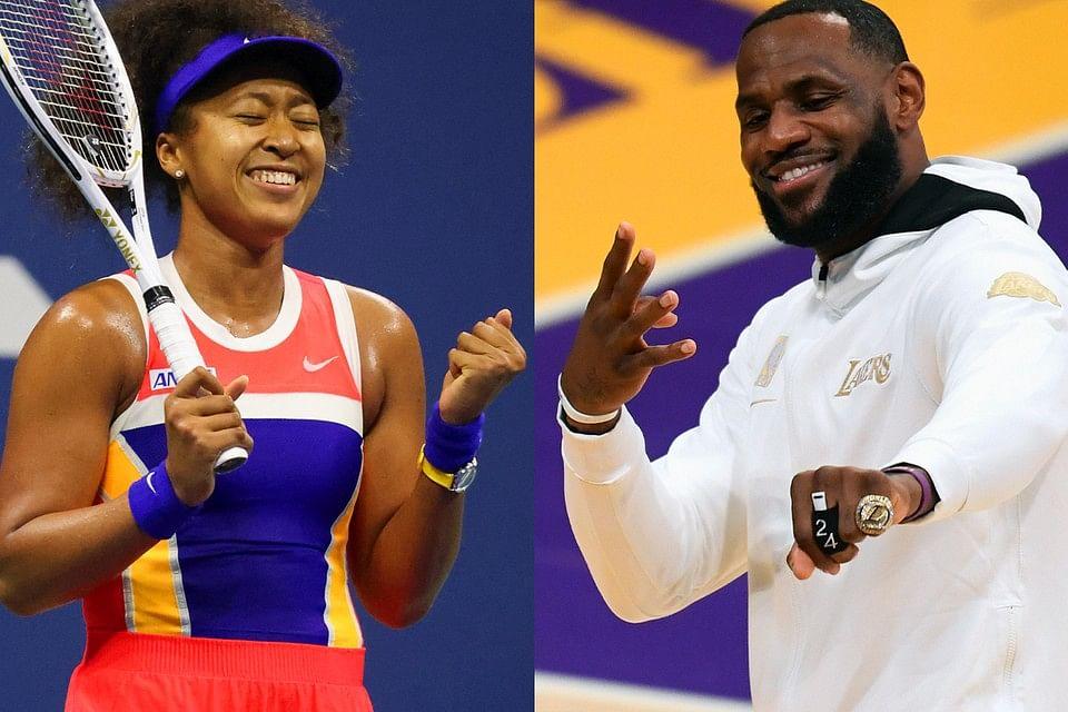 2021 BET Awards: Lebron James, Naomi Osaka win Sportsman/woman of the Year