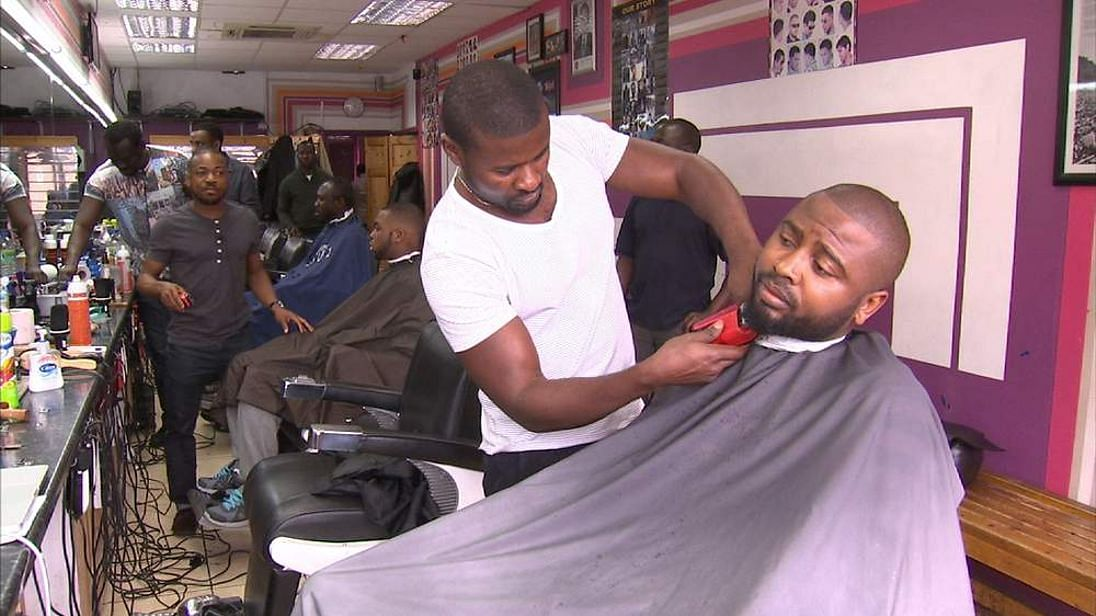Seven skin diseases you can contract from barber's salon