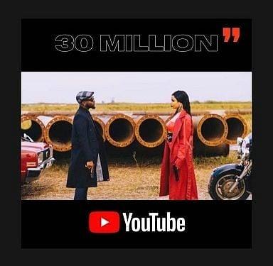 Davido's hit single 'Jowo' hits 30 million views on YouTube
