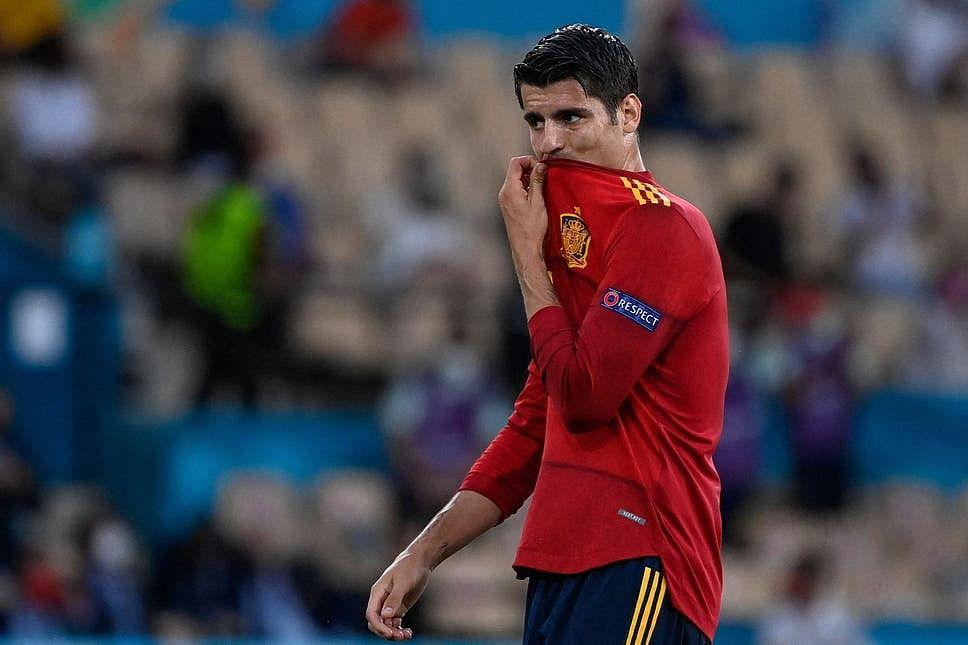 EURO 2020: Enrique defends Morata after goalless draw against Sweden