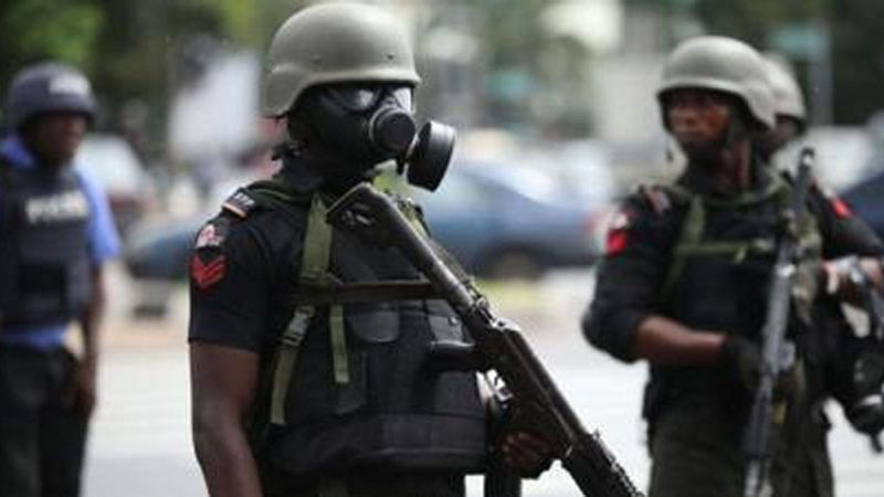 Police arrest trigger-happy DSP over indiscriminate shooting in Abia