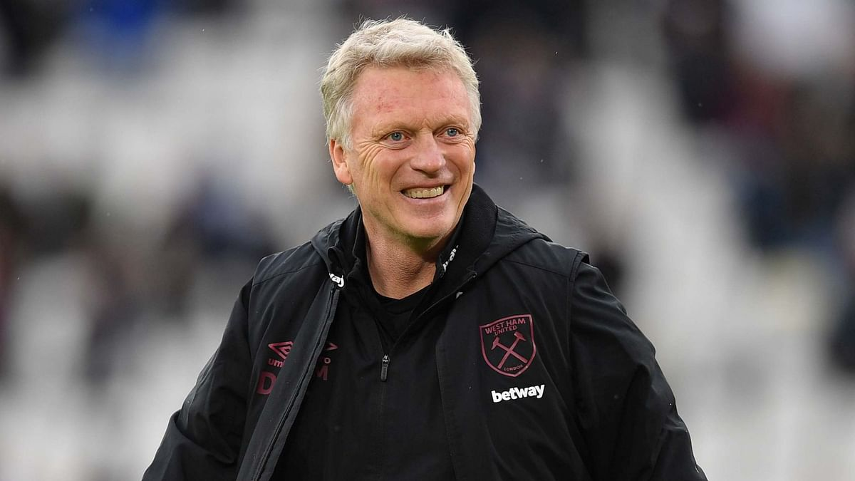 Moyes agrees to three-year contract extension with West Ham