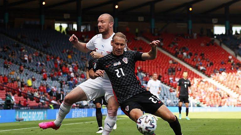 EURO 2020: Croatia hold Czech to 1-1 draw