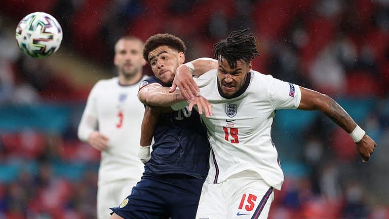 EURO 2020: Scotland frustrate England to goalless draw