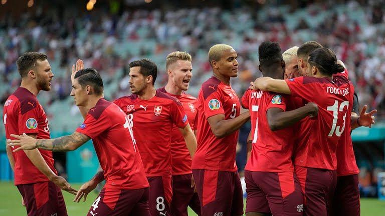 Switzerland beat Turkey 3-1 to keep knockout hopes alive