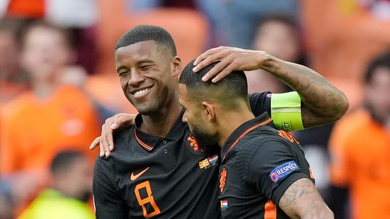 EURO 2020: Netherlands rout N/Macedonia 3-0