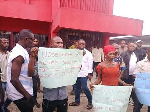APC congress in Akwa Ibom marred by protest