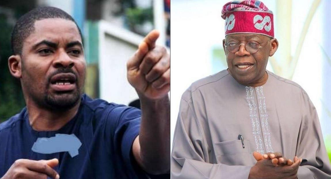 Presidency 2023: Tinubu runs Lagos like pig farm, will be worse tyrant than Buhari – Adeyanju