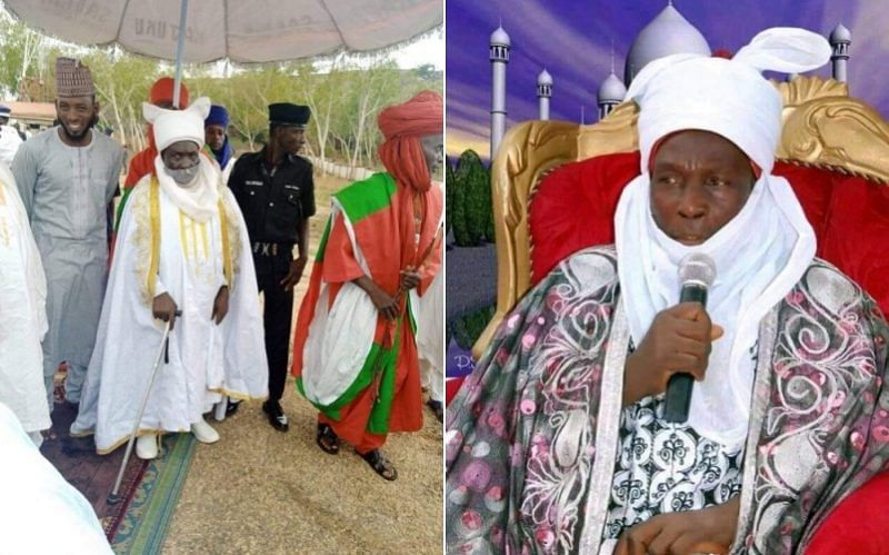 Bandits release Emir of Kajuru, retain daughter,12 others