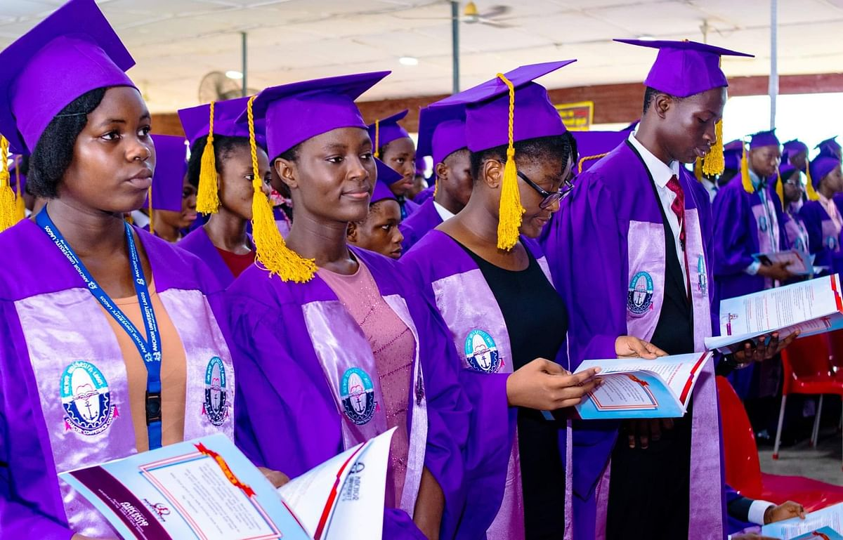 19-year-old emerges Anchor University best graduating student