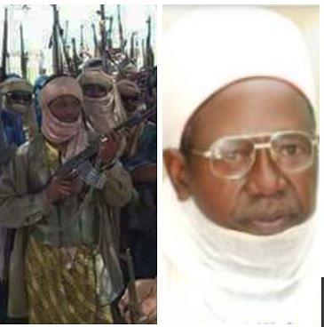 JUST IN: Bandits abduct first class monarch, Gyet Maude, from Kaduna farm