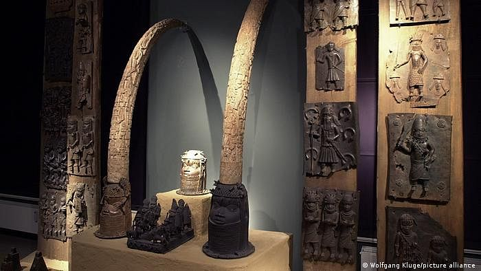 JUST IN: FG demands return of looted 1,130 Benin artefacts from Germany