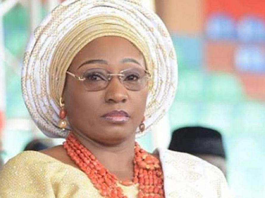 Ohanaeze women confer 'Nne Gburugburu' title on Ekiti First Lady