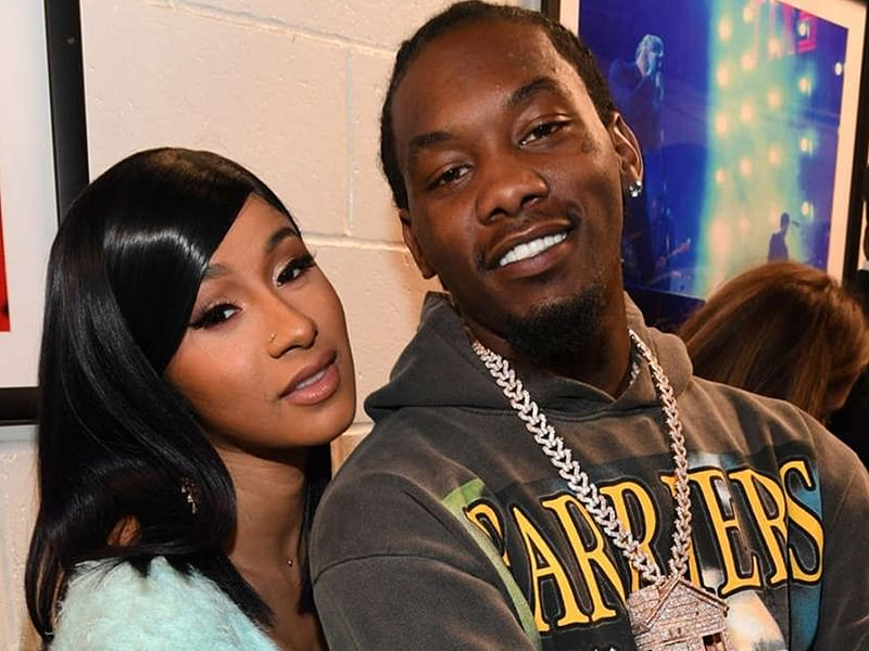 I lost $10k on first date with Cardi B, says husband Offset